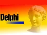 Delphi (Borland) Logo